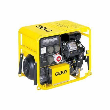 Купить бензогенератор geko geko