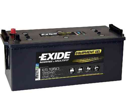 Exide Equipment Gel Batterie ES1350