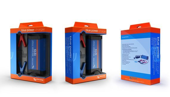 Victron Blue Smart 12//13 IP67 13A Ladeger/ät 12 230 Volt