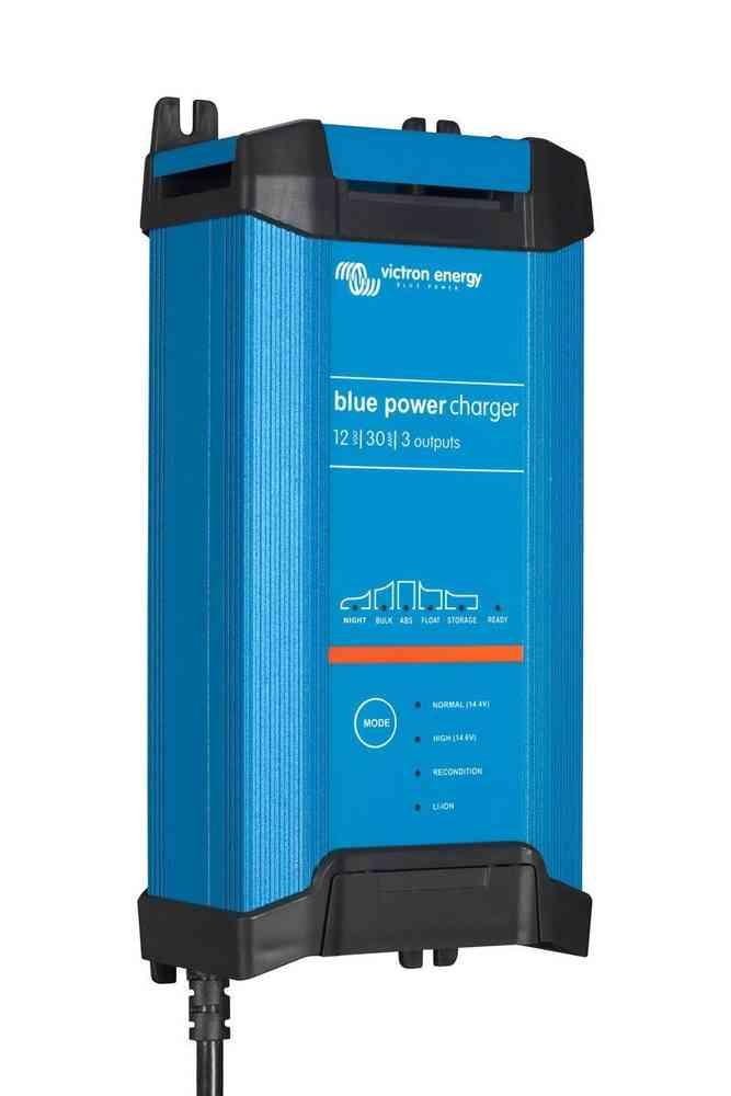Batterieladegerät 12V 20A Victron Blue Power IP22 12/20 (3) BSE