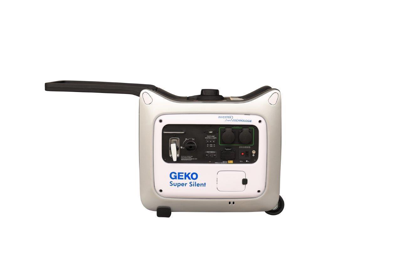 geko inverter stromerzeuger 3015 e p yhba ss benzin 2 6. Black Bedroom Furniture Sets. Home Design Ideas