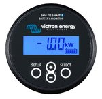 Batteriemonitor BMV-712 Smart Black Victron Energy 9-90 VDC BAM030712000