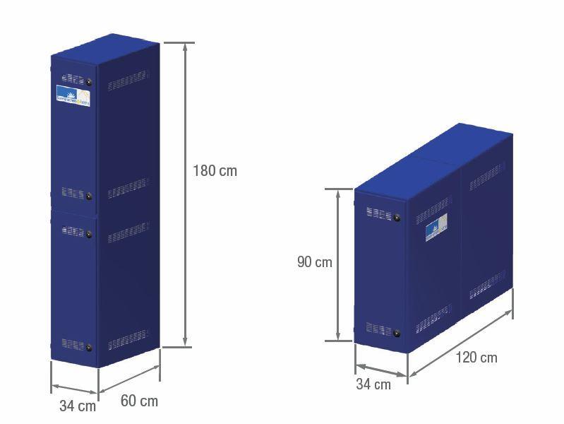 solarstromspeicher sonnenschein home 48v 16 kwh. Black Bedroom Furniture Sets. Home Design Ideas